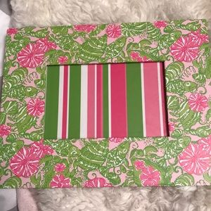 Lilly Pulitzer Other - 2 Lilly Pulitzer frames for the price of one